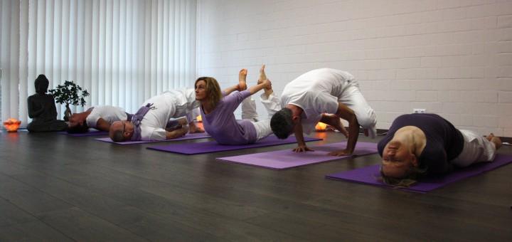 Yoga-Fortgeschrittene – Leben ohne Schmerzen